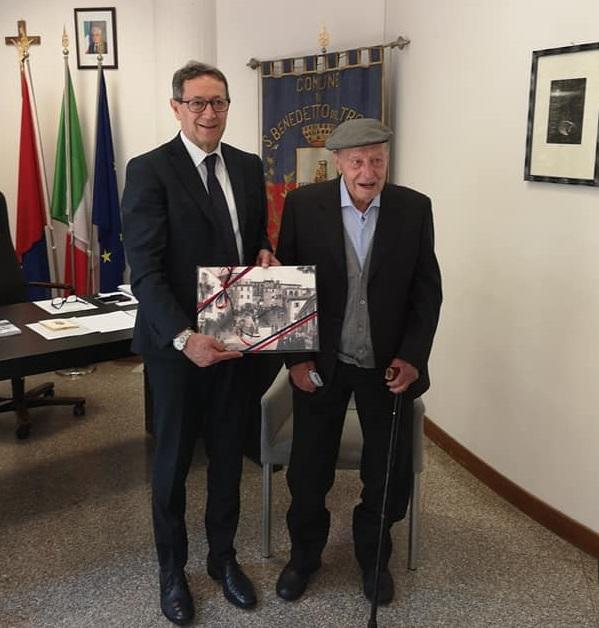 Ivo Fede compie cento anni. Auguri!