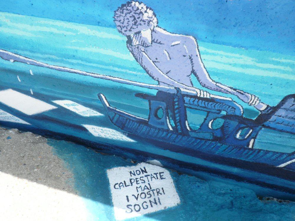 """Video della settimana, Andrea Pazienza: """"Non calpestate mai i vostri sogni"""""""