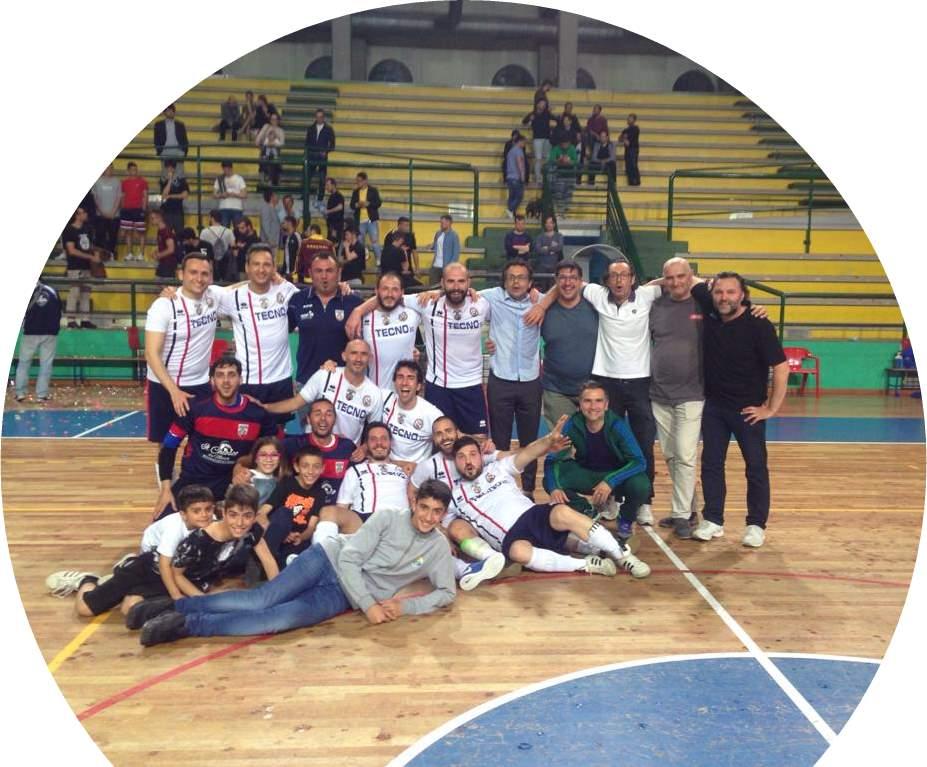 La Tecno Riviera delle Palme C5 riconquista la Serie C2 !