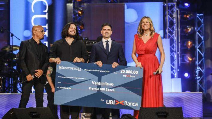 Musicultura, Francesco Lettieri vince la 30ma edizione del Festival