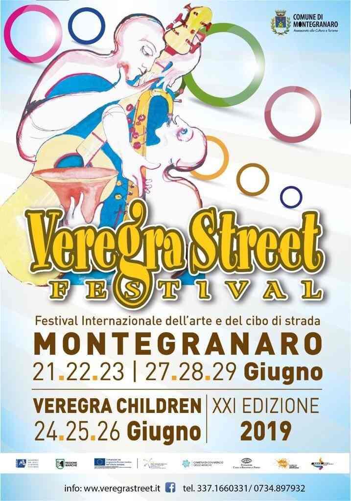 Veregra Street Festival, gli spettacoli del primo weekend
