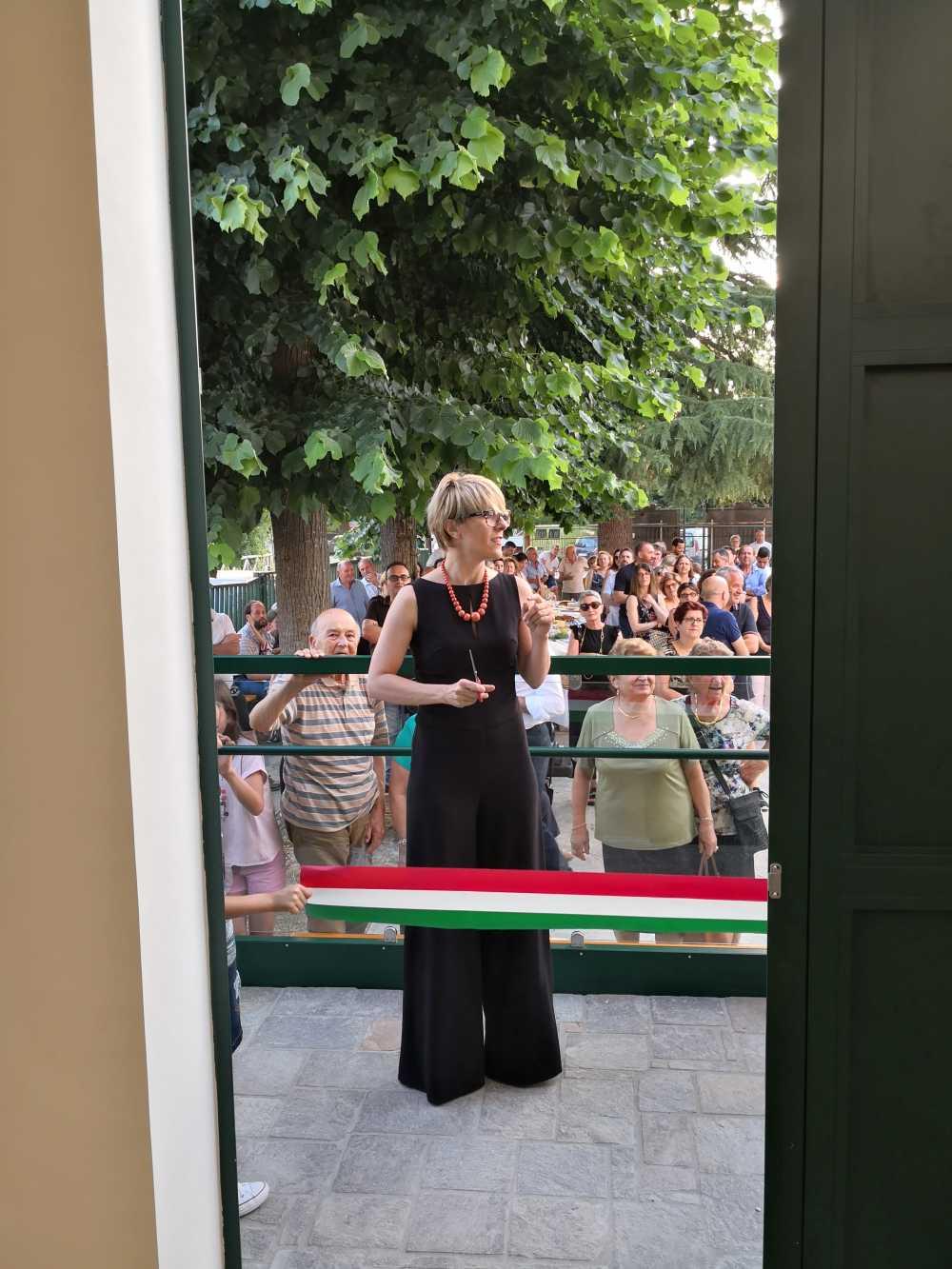 Inaugurato l'Hub di Appignano