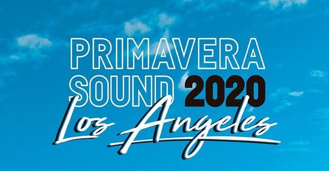 Il Primavera Sound sbarca a Los Angeles