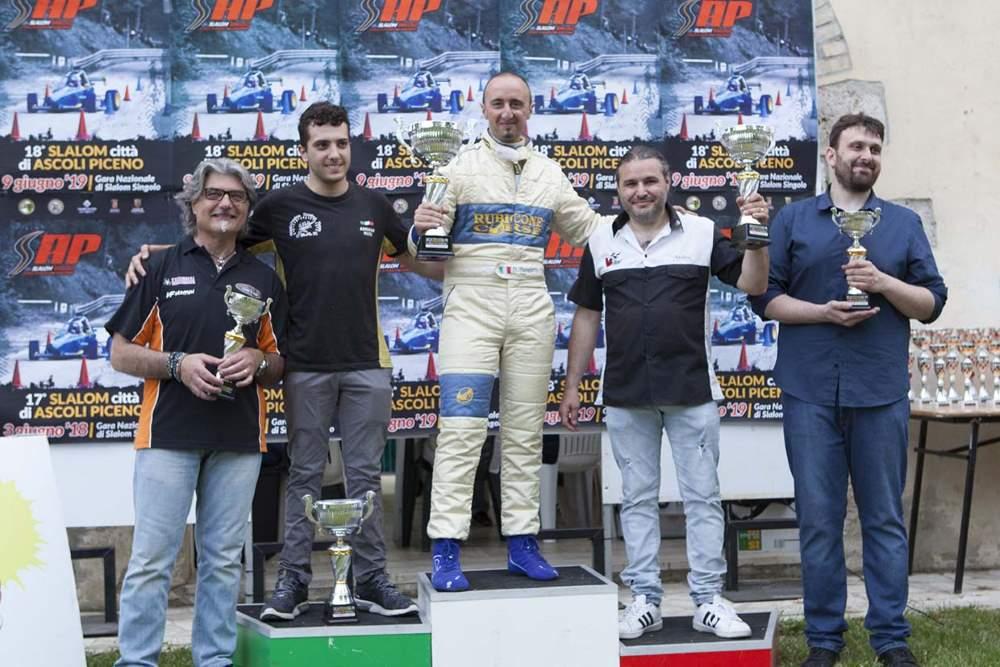 """A Daniele Ravaioli lo Slalom """"Città di Ascoli Piceno"""""""