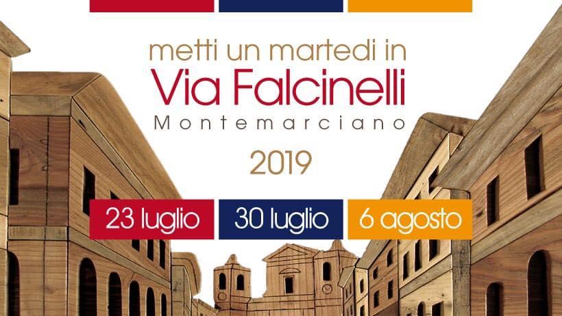 Metti un martedì in via Falcinelli