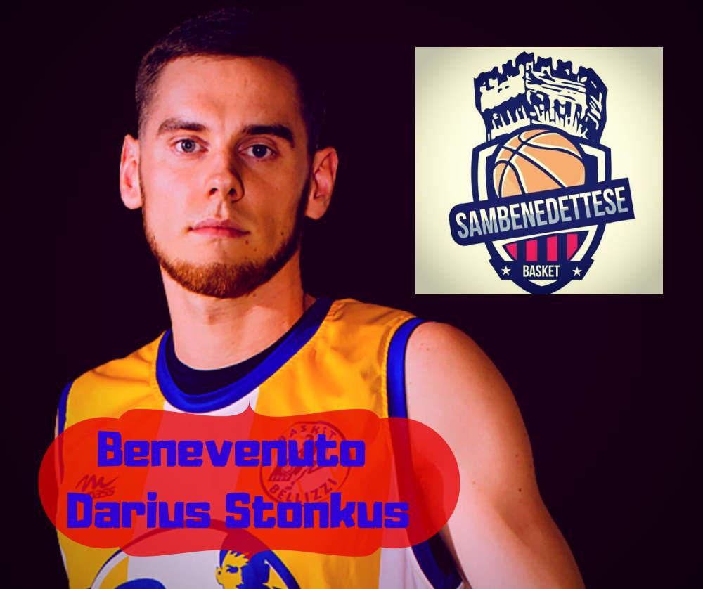 La Samb Basket presenta la guardia lituana Darius Stonkus