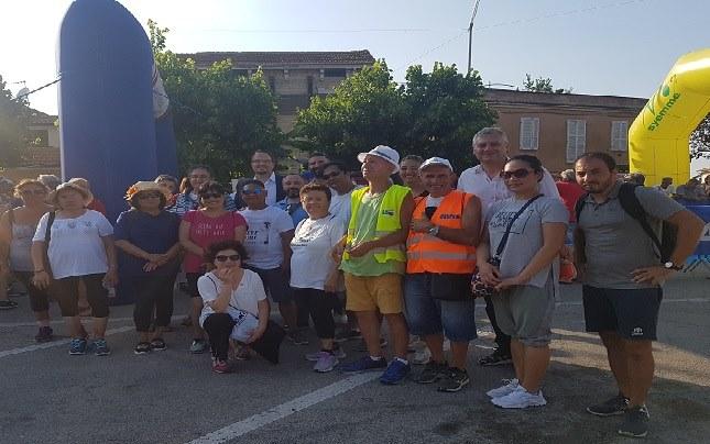 """Successo per la """"Camminata dei musei"""" a Monsampolo che ha avuto una dimensione internazionale"""