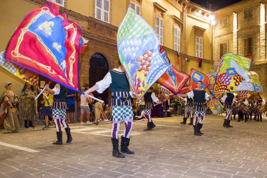 """E… state @ """"Cossignano Medioevo Festival"""""""