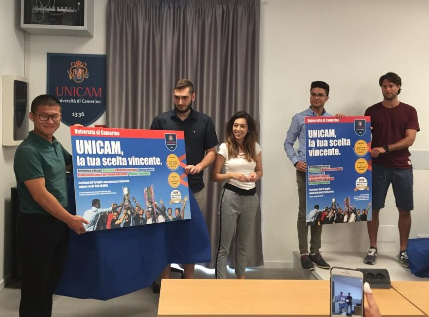 Unicam, la tua scelta vincente