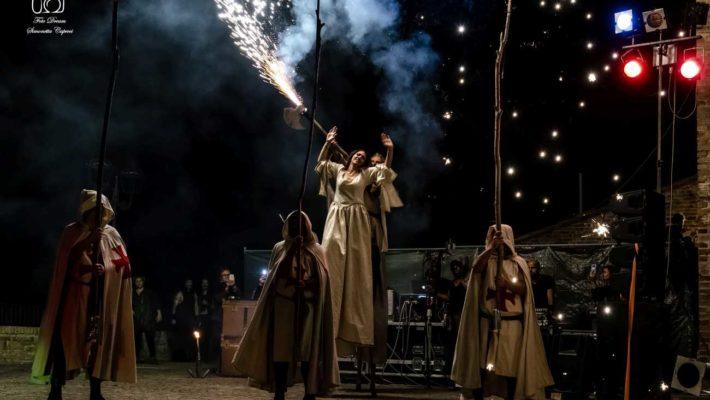 è Templaria Festival: le vere Notti da Medioevo solo a Castignano