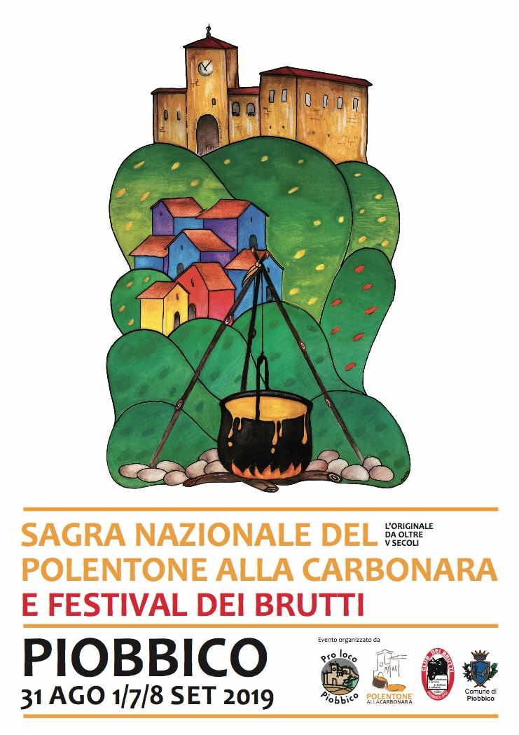 A Piobbico la Sagra nazionale del Polentone e il Festival dei Brutti