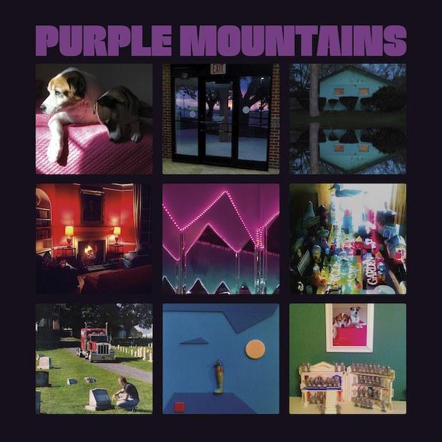 "Purple Mountains ""Purple Mountains"""