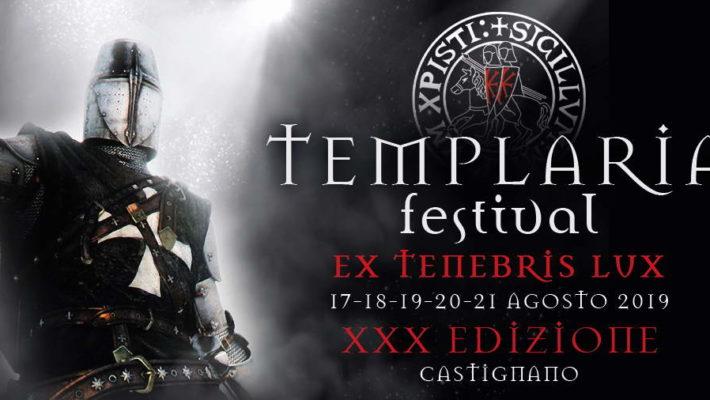 Ex Tenebris Lux, dal Buio alla Luce è Templaria Festival
