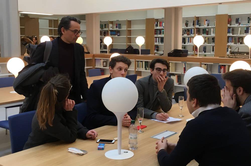 Nuova laurea UniMc in Scienze giuridiche per l'innovazione