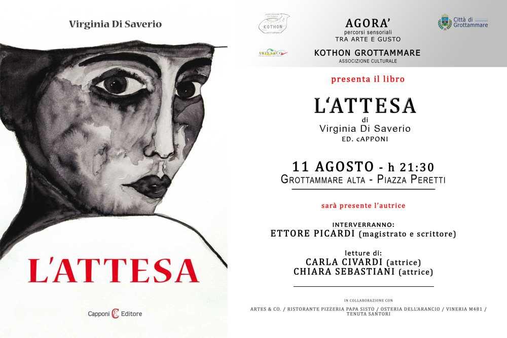 """Virginia Di Saverio, """"L'Attesa"""""""