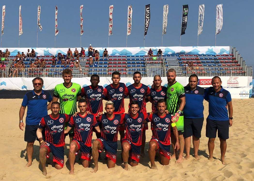 Beach Soccer serie Aon, la Samb alla finale scudetto