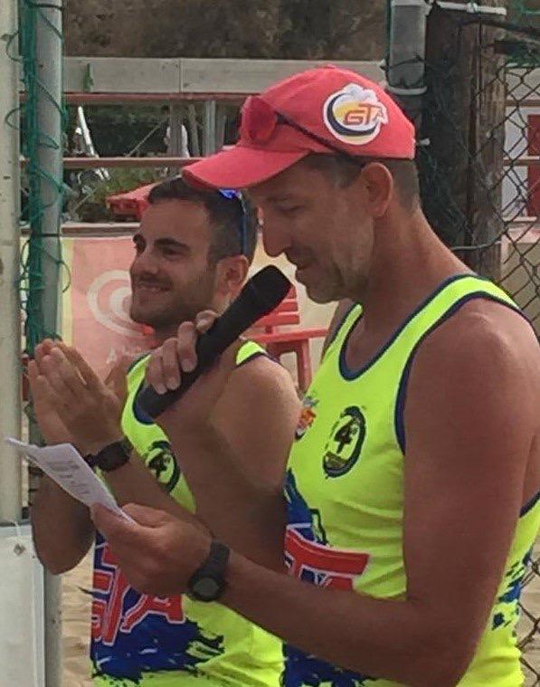 Beach Volley, Andrea Raffaelli apre nuova sede Granteam Academy a Martinsicuro
