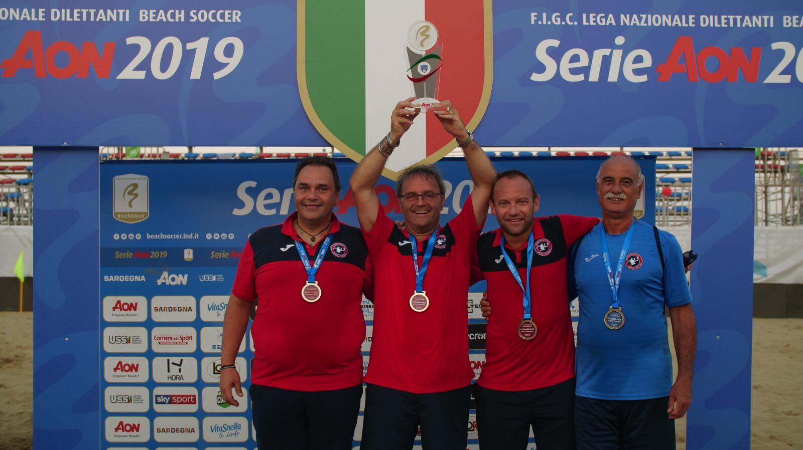 Samb Beach Soccer Tricolore
