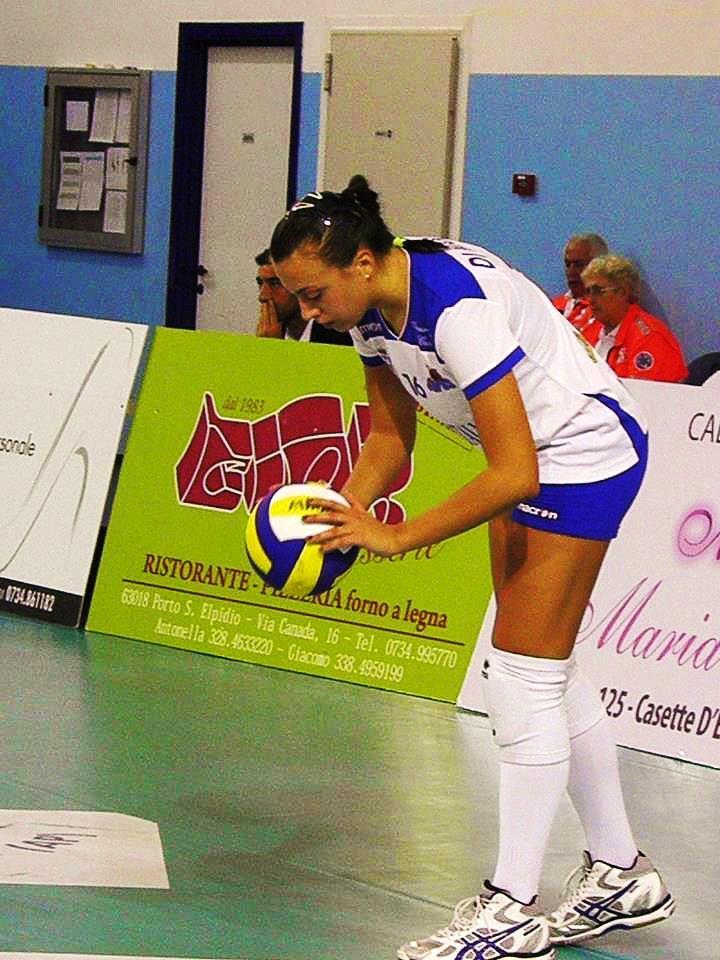 PallaVolo, Claudia Di Marino il colpo a sorpresa della Volley Angels