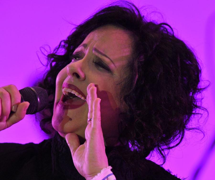 Antonella Ruggiero al Festival Pergolesi Spontini (Rimandato a sabato 28 settembre)