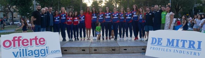 Si apre con un torneo giovanile la stagione agonistica della Volley Angels