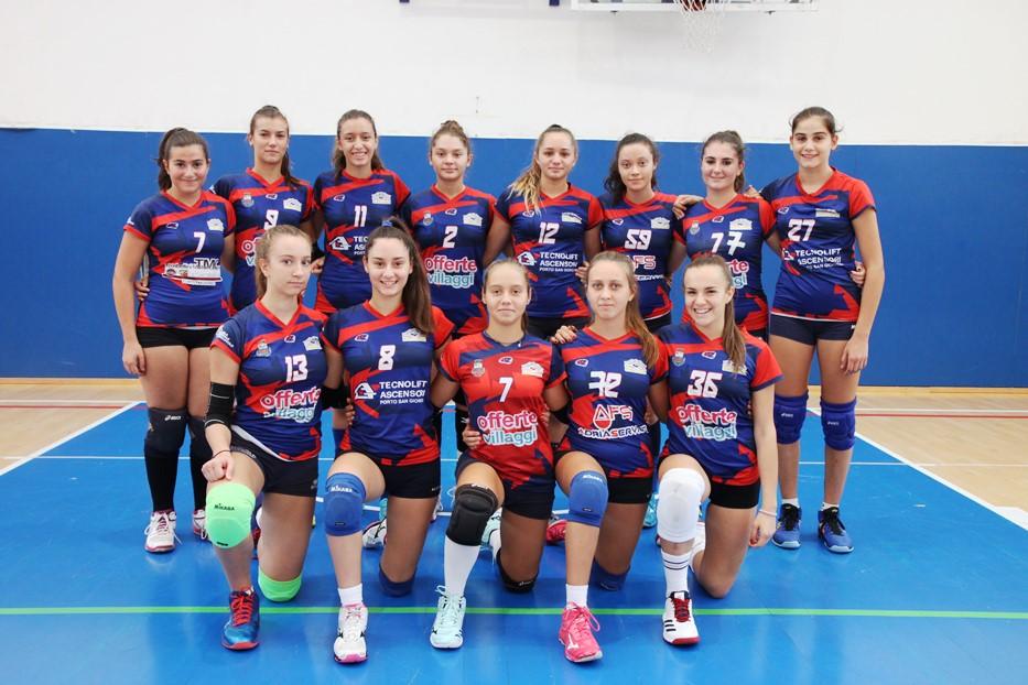 La Volley Angels si aggiudica il torneo regionale U 16 femminile