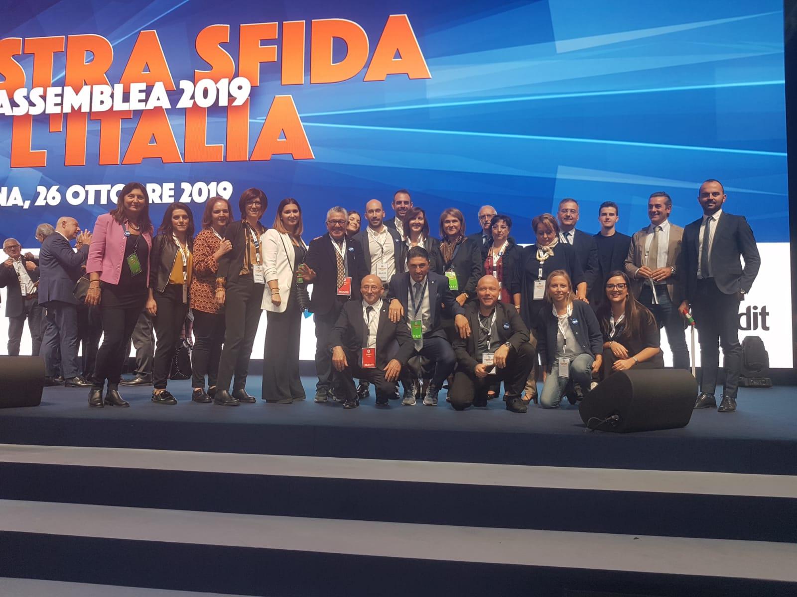La carica dei 300 dal Piceno all'assemblea nazionale Cna