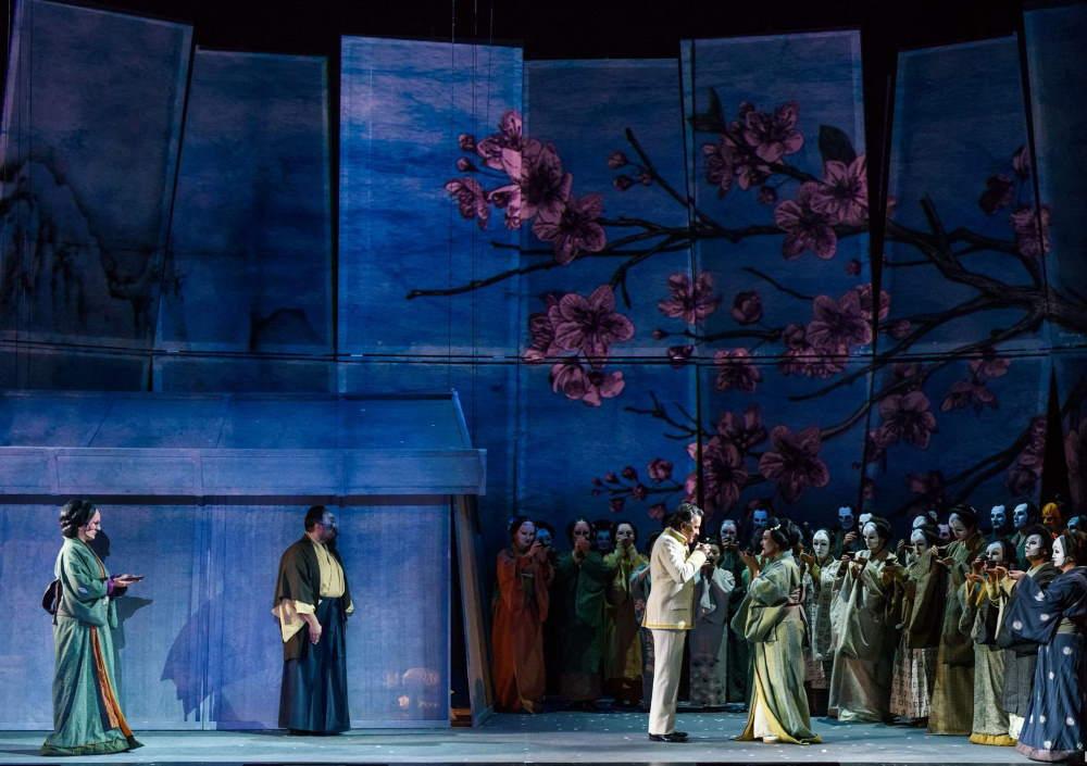 """""""Madama Butterfly"""" di Puccini inaugura la 52esima Stagione Lirica di Tradizione del Teatro Pergolesi di Jesi"""