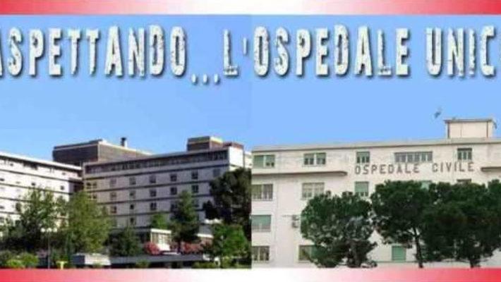 Ospedale Unico della discordia, intervento del Pd circolo centro
