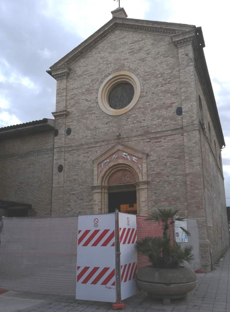 A 3 anni dal sisma, riapertura totale della Chiesa Ss. Annunziata
