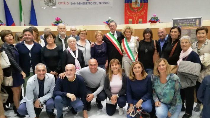 25° gemellaggio San Benedetto e Viareggio, rinsaldata l'amicizia