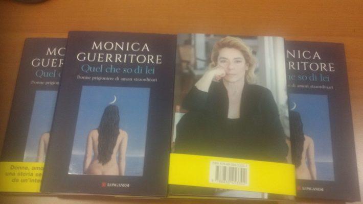 """Bagno di folla per Monica Guerritore, """"Quel che so di lei"""""""