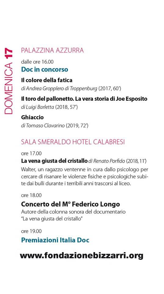 Premi Libero Bizzarri in omaggio a Ferruccio Zoboletti: il programma di domani