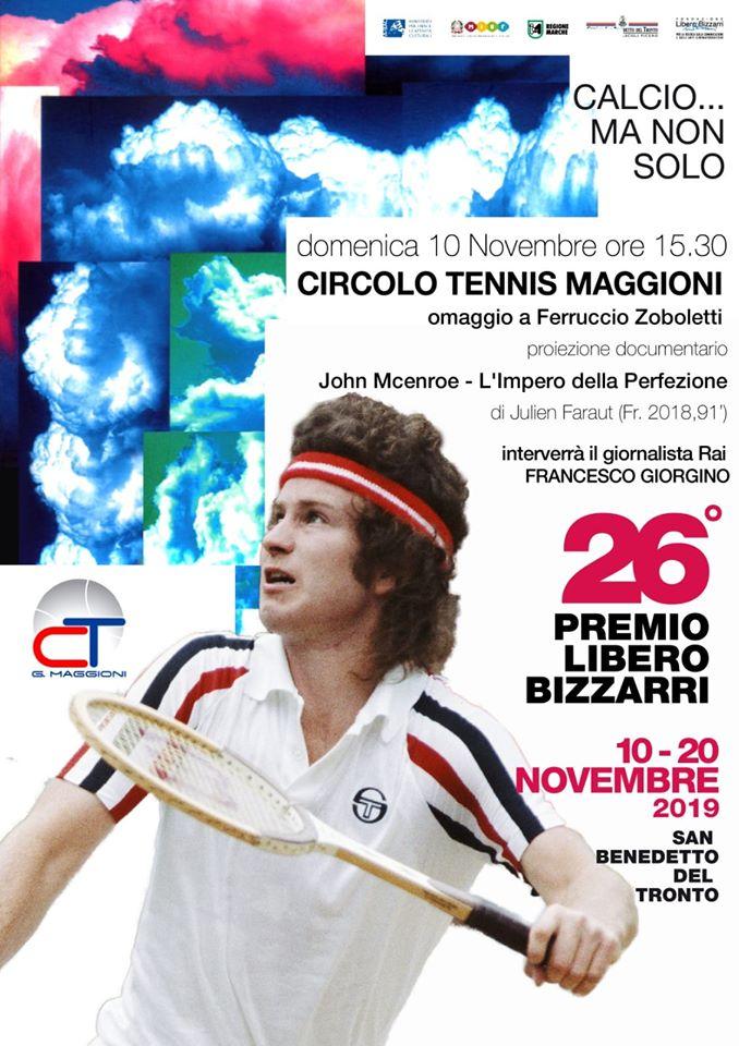 """Il """"Premio Libero Bizzarri"""" parte con l'omaggio a Zoboletti"""