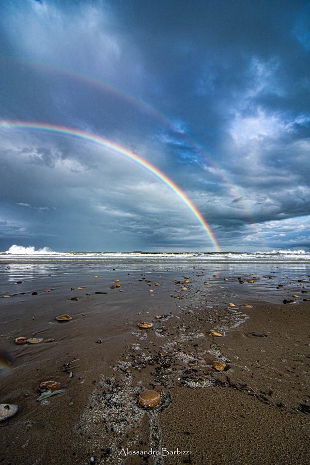 la magia dell'arcobaleno