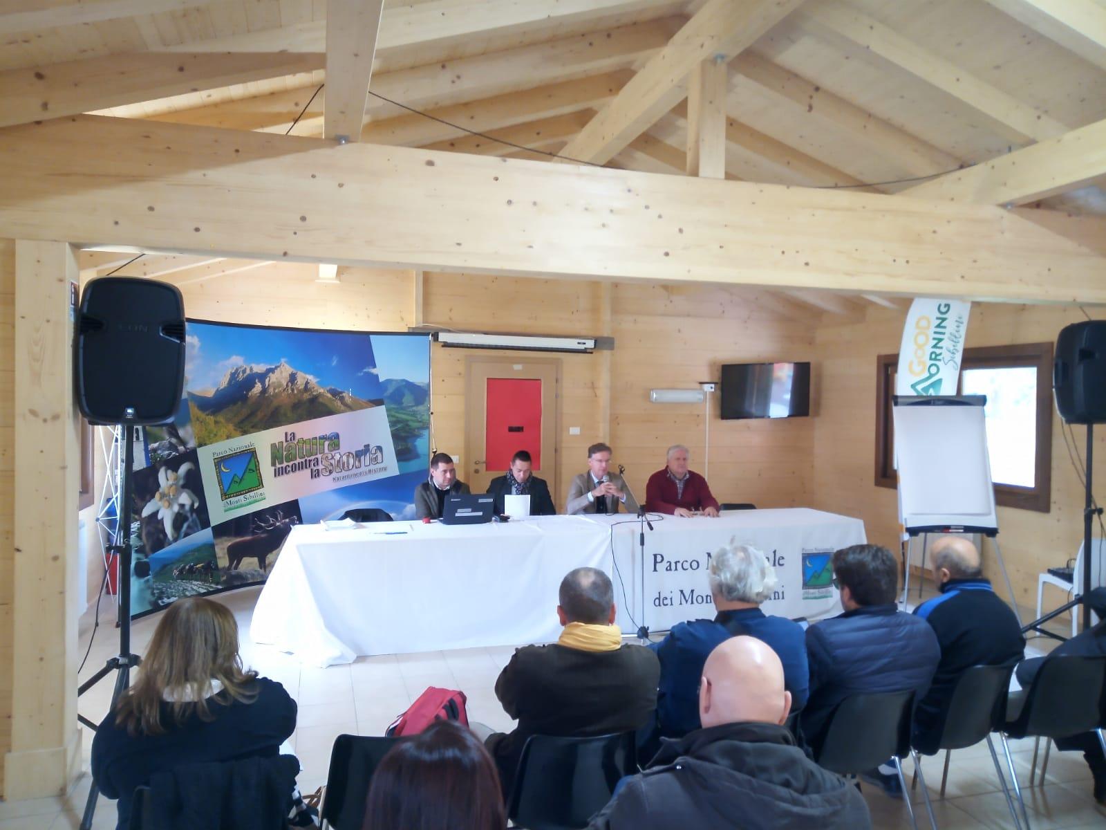 Cets: strategie di sviluppo sostenibile per il territorio del Parco dei Sibillini