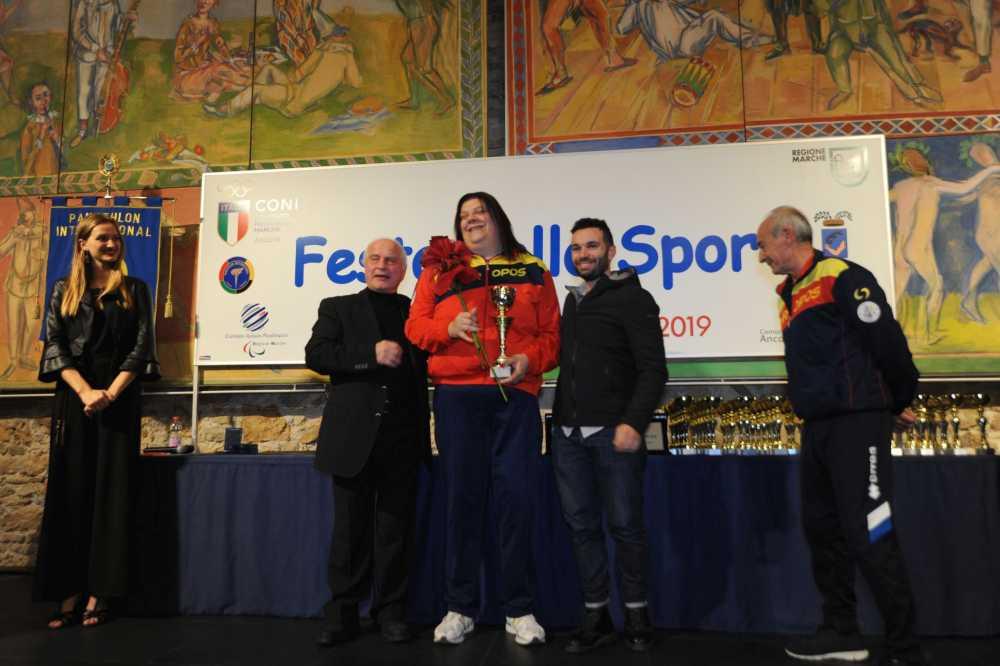 Coni, Festa dello Sport ad Ancona