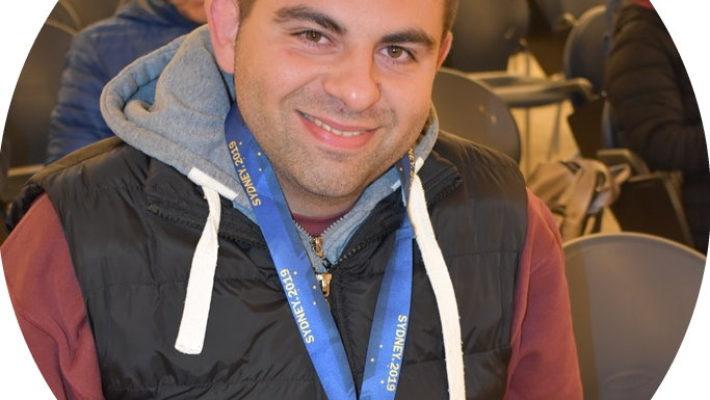 Monteprandone premia il suo campione Francesco Nespeca