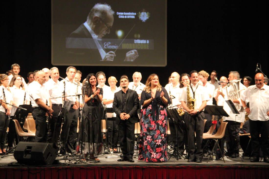 La Banda di Offida festeggia 40 anni in musica e la sua patrona
