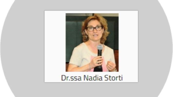 Nadia Storti è il nuovo direttore dell'Asur Regionale