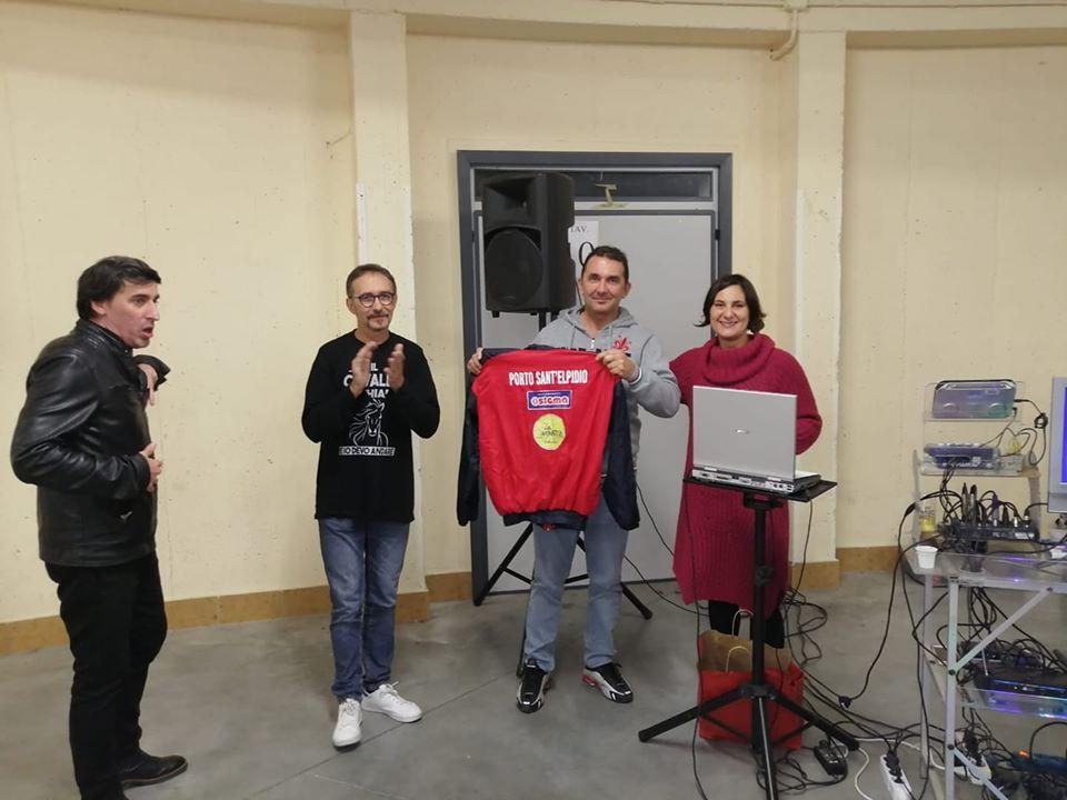 L'Assessore Amurri ringrazia il comitato Palio dei Comuni