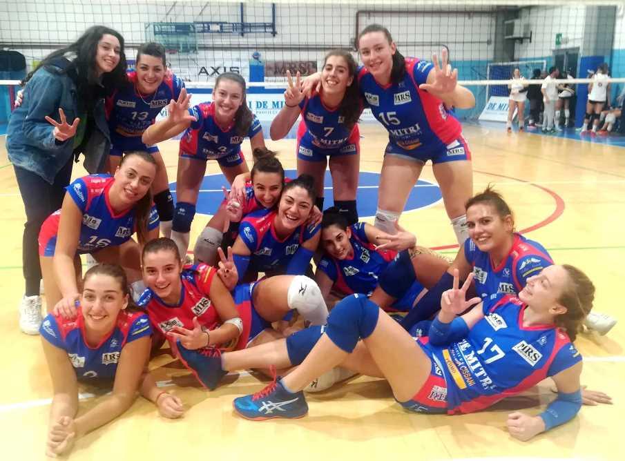 Palla Volo B2 femminile, 3a vittoria consecutiva per la Volley Angels