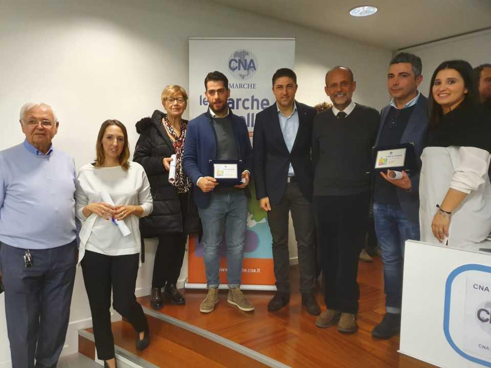Cna Marche Eccellenti, cinque le aziende Picene