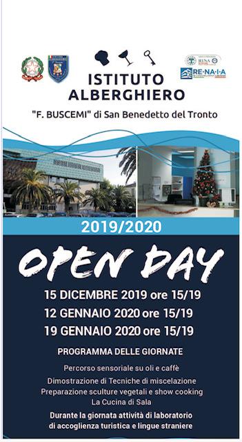 Open Day all'AlberghieroBuscemi