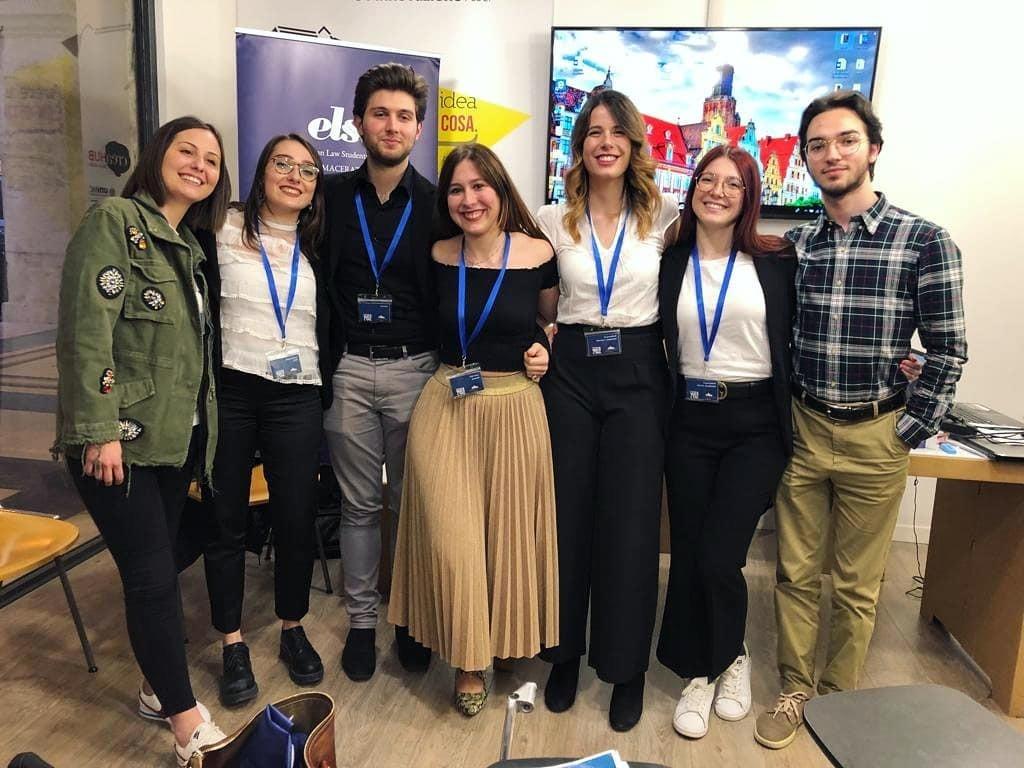 Sfida nazionale per studenti di Giurisprudenza da tutta Italia
