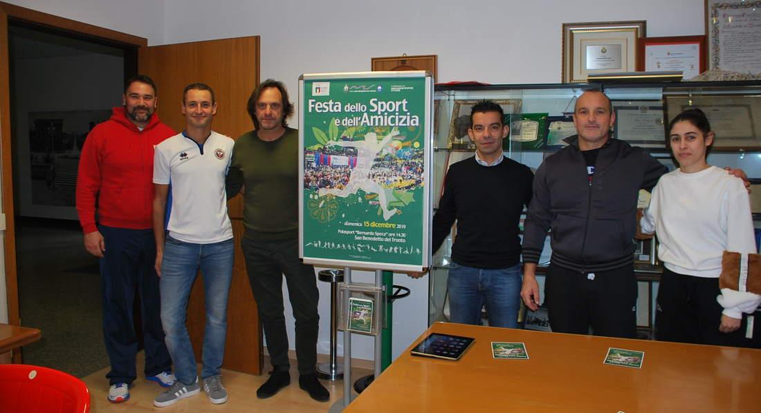 Festa dello Sport e dell'Amicizia al PalaSpeca