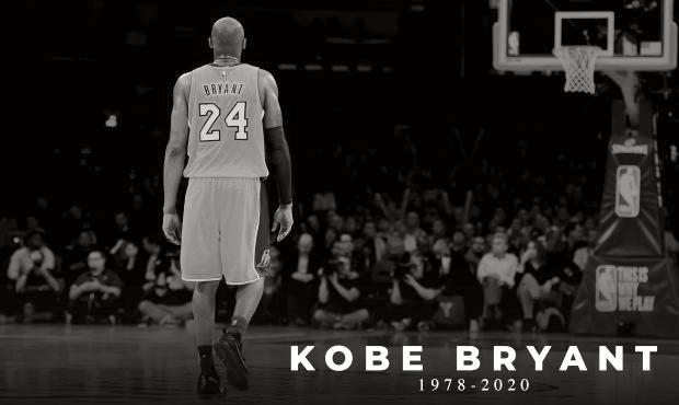 Dire addio a Kobe Bryant