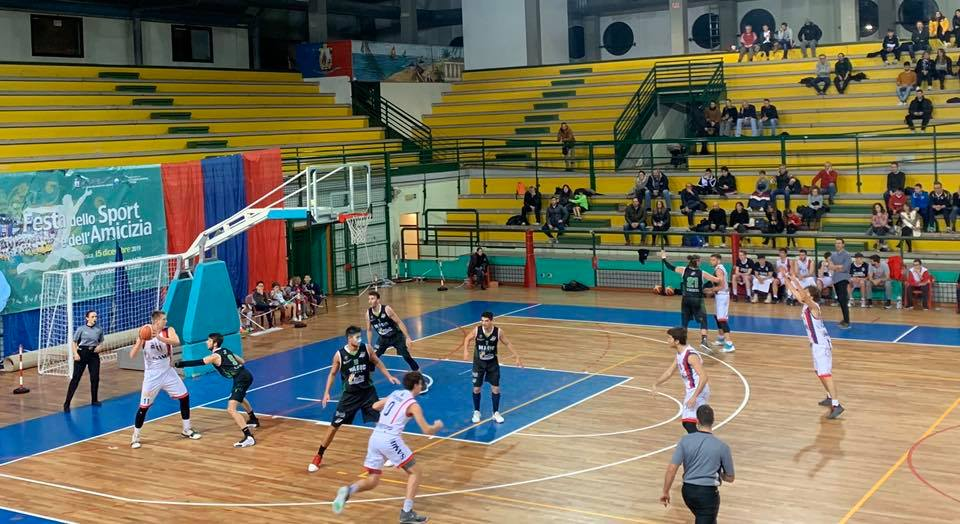 Basket Serie C Gold, Samb Basketspettacolo nella prima gara del 2020