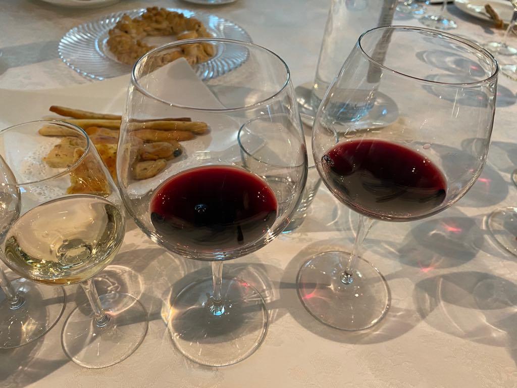 Degustazione dei migliori Vini delle Marche all'Alberghiero Buscemi