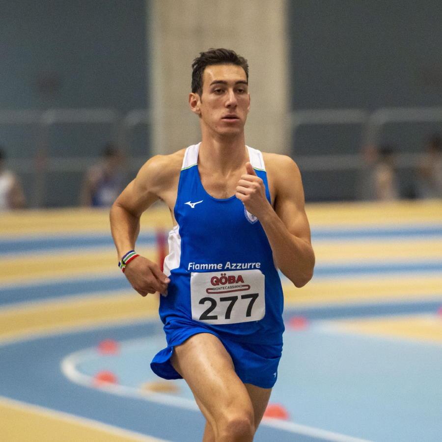 Barontini vince i 400 indoor